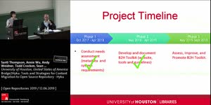 Thumbnail - Bridge2Hyku: Tools and Strategies for Content Migration to Open Source Repository - Hyku
