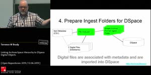 Thumbnail - Linking ArchivesSpace Hierarchy to DSpace Digital Objects
