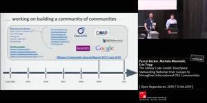 Thumbnail - Stewarding National User Groups to Strengthen International OSS Communities