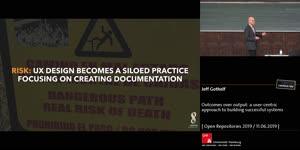 Thumbnail - Opening Plenary and keynote: Jeff Gothelf