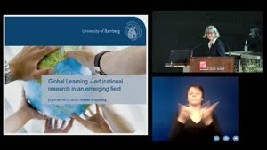 Thumbnail - Global Learning – educational research in an emerging field