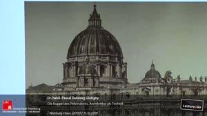 Miniaturansicht - Die Kuppel des Petersdoms. Architektur als Technik