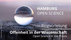 Miniaturansicht - Offenheit in der Wissenschaft - Trailer