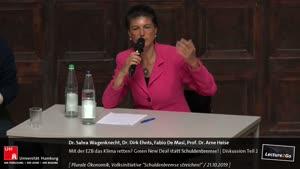 Miniaturansicht - Mit der EZB das Klima retten? Green New Deal statt Schuldenbremse! | Diskussion Teil 2