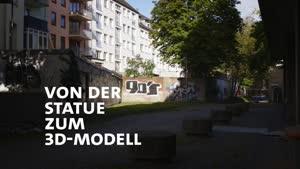 Thumbnail - Von der Statue zum 3D-Modell