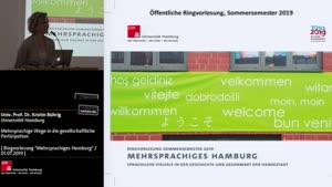 Thumbnail - Mehrsprachige Wege in die gesellschaftliche Partizipation