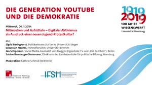 Thumbnail - Die Generation YouTube und die Demokratie - Teil 2