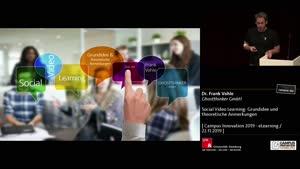 Thumbnail - Social Video Learning: Grundidee und theoretische Anmerkungen