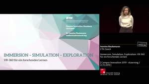 Thumbnail - Immersion, Simulation, Exploration: VR-360 für ein forschendes Lernen