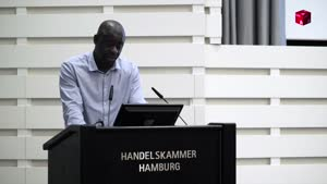"""Miniaturansicht - Hamburgs (post-)colonial lecture: """"Africa-Europe: Rethinking the Ethics of Relations"""""""