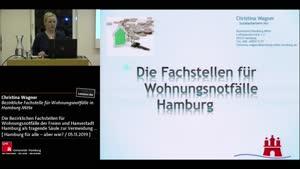 Miniaturansicht - Die Bezirklichen Fachstellen für Wohnungsnotfälle der Freien und Hansestadt Hamburg als tragende Säule zur Vermeidung von Obdachlosigkeit