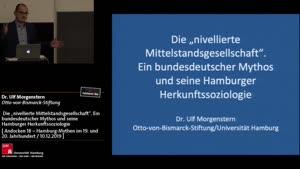 """Miniaturansicht - Die """"nivellierte Mittelstandsgesellschaft"""". Ein bundesdeutscher Mythos und seine Hamburger Herkunftssoziologie"""
