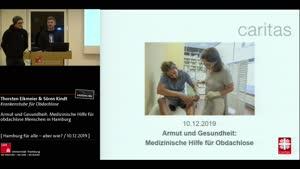Miniaturansicht - Armut und Gesundheit: Medizinische Hilfe für obdachlose Menschen in Hamburg