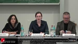 Miniaturansicht - Die Treuhand, gesellschaftliche Polarisierung in Ostdeutschland und der Aufstieg der AFD