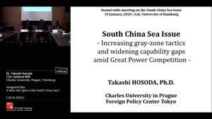 """Miniaturansicht - """"Vanguard Bay: A New Hot Spot in the South China Sea?"""""""
