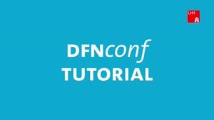 Miniaturansicht - Vorlesungen mit DFNconf aufzeichnen