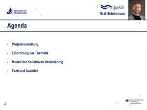 Miniaturansicht - 142 - Gelingensbedingungen für die strategisch gerahmte Digitalisierung der Hochschullehre - Vortrag