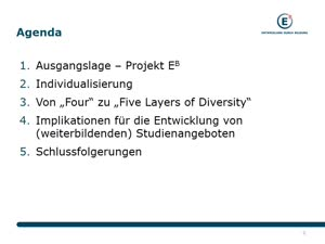 Miniaturansicht - 152 - Diversitätssensibel und individuell: die Entwicklung weiterbildender Studienangebote neu denken - Vortrag