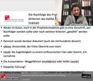 Thumbnail - Geschichte der Islamischen Welt (Vorlesung 48-200) 1. Einführung