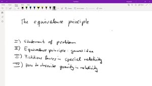 Thumbnail - The Equivalence Principle