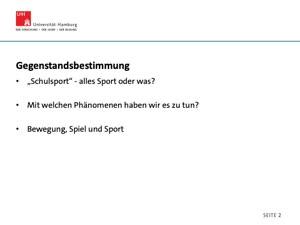 Thumbnail - Vorstellung Lernbereich Sport