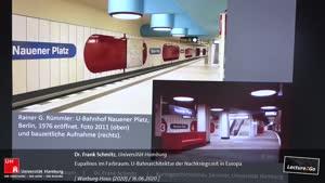 Miniaturansicht - Eupalinos im Farbraum. U-Bahnarchitektur der Nachkriegszeit in Europa