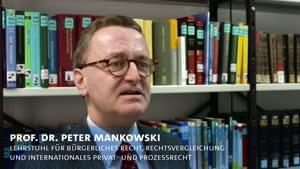 Thumbnail - SPB II: Rechtspflege und Rechtsgestaltung - national und international