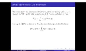 Thumbnail - Exercise class: Harmonic Analysis/PDEs, Lecture 9, Part 2