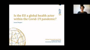 Miniaturansicht - CoVid-19 and International Cooperation: a new world order in Global Health?