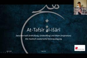 Thumbnail - Mystisch-esoterische Koranauslegung (tafsīr al-išārī)