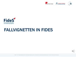 Thumbnail - Fallvignetten in FideS-Transfer
