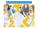 Vorschaubild - Masterstudiengang Higher Education