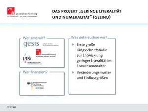Thumbnail - GeLiNu - Forschungsprojekt des Monats