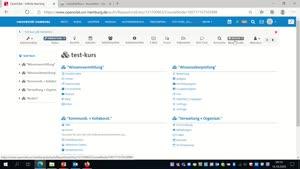 Miniaturansicht - Neu in OpenOlat 15: Wechsel der Benutzerrolle