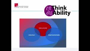 Miniaturansicht - Der Studienschwerpunkt Behindertenpädagogik
