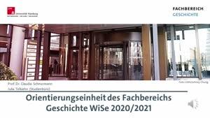Thumbnail - Informationen zum UF Geschichte innerhalb der LA für Berufsschulen und Sonderpädagogik