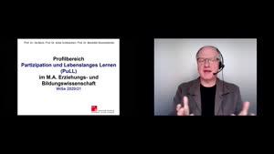Miniaturansicht - Profilbereich Partizipation und Lebenslanges Lernen (PuLL)