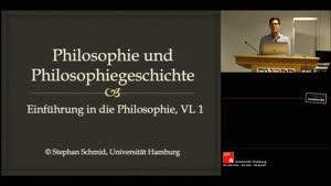 Vorschaubild - 01. Philosophie und Philosophiegeschichte