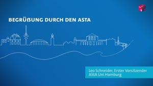 Vorschaubild - Erstsemesterbegrüßung 2020 – AStA