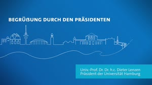 Vorschaubild - Erstsemesterbegrüßung 2020 – Begrüßung Präsident