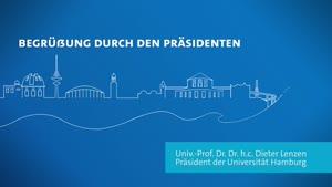 Miniaturansicht - Erstsemesterbegrüßung 2020 – Begrüßung Präsident