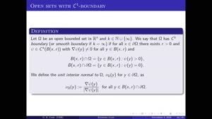 Thumbnail - Exercise class: Partial Differential Equations, Lecture 1, Part 5