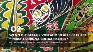 Miniaturansicht - Wenn die Gefahr von außen alle betrifft – macht Corona solidarischer?