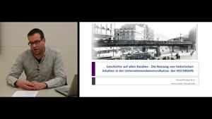 Miniaturansicht - Geschichte auf allen Kanälen – Die Nutzung von historischen Inhalten in der Unternehmenkommunikation der HOCHBAHN