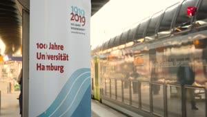 Miniaturansicht - 100 Jahre Universität Hamburg – Unser Jubiläum
