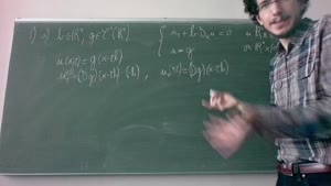 Thumbnail - Exercise class: Partial Differential Equations, Lecture 3, Part 2