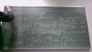 Thumbnail - Exercise class: Partial Differential Equations, Lecture 3, Part 5