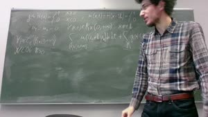 Thumbnail - Exercise class: Partial Differential Equations, Lecture 3, Part 6