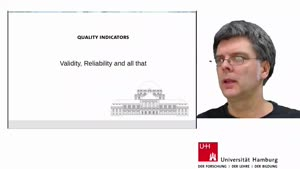 Miniaturansicht - Reliability & Validity