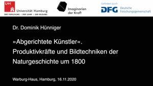 Thumbnail - »Abgerichtete Künstler«. Produktivkräfte und Bildtechniken der Naturgeschichte um 1800